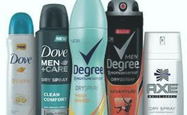 marcas de Desodorantes más populares