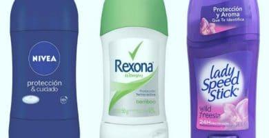 desodorante comparativa de precios y calidad