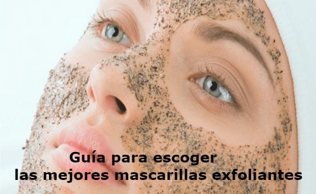 las mejores mascarillas exfoliantes para el acne