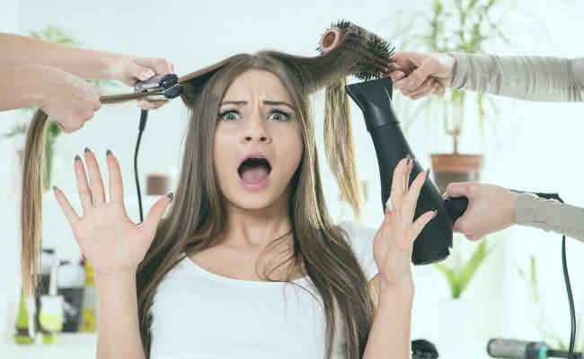 como usar bien la mascarilla para el pelo