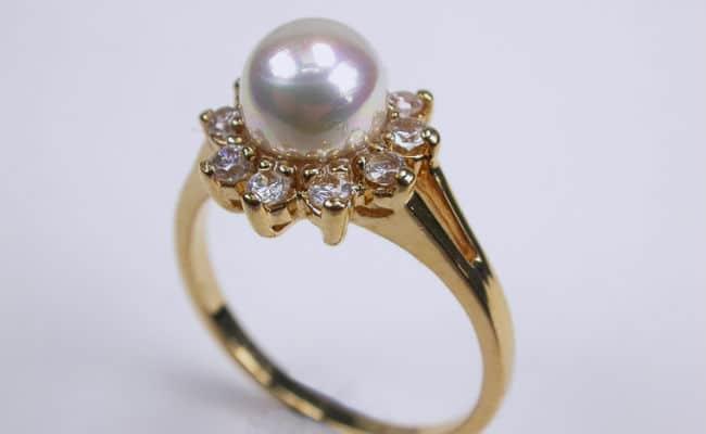 abd02f9fb028 🥇 Los mejores Anillos de Perlas y Oro del mercado. Comparativa de ...