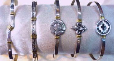 Los mejores brazaletes de plata
