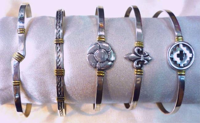 fd0fee930bda ▷ ¿Te gustan los brazaletes de plata . Comparativa de precios y ofertas