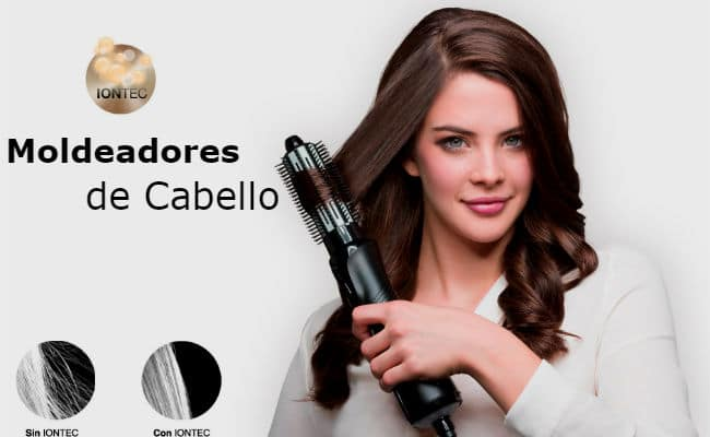 Moldeadores de cabello