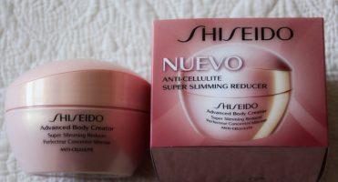 crema anticelulítica shiseido