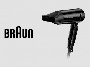 secador de pelo Braun
