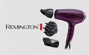 Secadores de pelo Remington