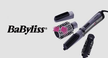 Secador de pelo con cepillo