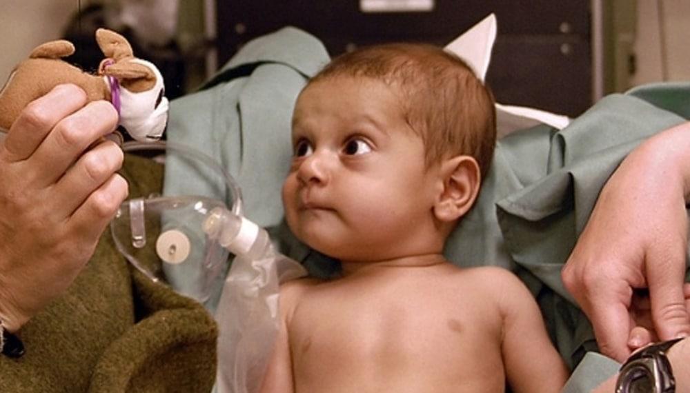 Tratamiento piel atópica en bebés