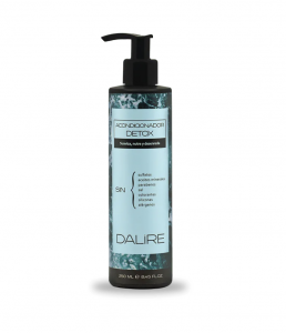 La review del acondicionador de Dalire sin sulfatos tras usarlo Acondicionador